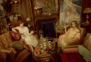 """The sets of """"The Danish Girl"""" are not only luscious, they are historically accurate"""