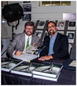 Co-authors Donald Scoggins and Jay Jorgensen.