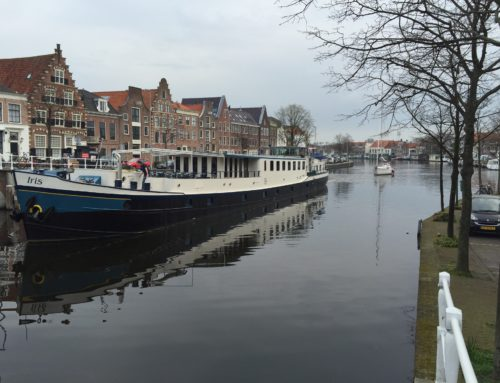 A Barge & Architecture Tour in Holland?